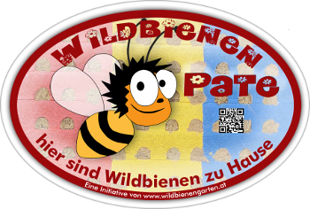 Wildbienen-Pate www.wildbienengarten.at